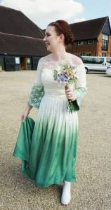 The Green Goddess Alex!